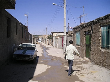 سوره بون، محله ای در نورآباد دلفان که در آن بزرگ شده ام